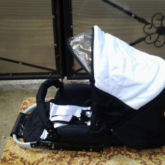 ABC Design  / Black&White / scaun carucior sport, Altele