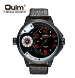 Ceas Militar OULM022 Red Fashion