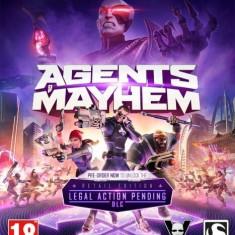 Agents Of Mayhem  - XBOX ONE [SIGILAT] ID1 60159, Actiune, Multiplayer, 18+