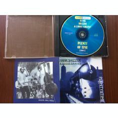 hank shizzoe loose gravel plenty of time cd disc muzica blues rock made in rusia