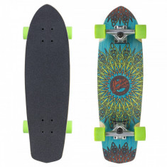 "Cruiser Mindless Longboards Mandala Blue 28""/71cm"