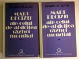 Jacques de Launay – Mari decizii ale celui de-al doilea razboi mondial {2 volume}