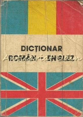 Dictionar Roman-Englez - Andrei Bantas foto