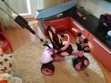 Tricicleta fetita Injusa city purple