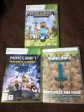 Pachet Minecraft(3 jocuri),  XBOX360, original, alte sute de jocuri!, Actiune, 16+, Multiplayer