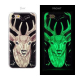 Husa HUAWEI P10 Lite - Glowing (Deer)