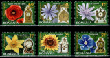 Romania 2013, LP 1966, Ceasul florilor (I), seria, MNH! LP 13,70 lei, Flora, Nestampilat