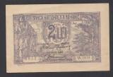 2 lei 1920 2 aUNC
