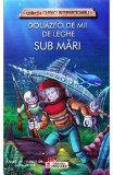 Douazeci de mii de leghe sub mari - dupa Jules Verne, Jules Verne