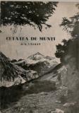 G. VALSAN - CETATEA DE MUNTI - EDITIE VECHE