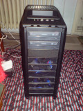 Desktop midi tower Intel Core i5-3570K, 8 GB DDR3-1600, Nvidia GTX 970