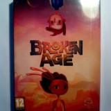 Joc PC Puzzle Broken Age + Soundtrack