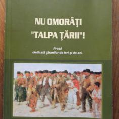 NU OMORATI TALPA TARII,2005- ALEXANDRU GHEORGHE //LEGIONARI,ANTONESCU...