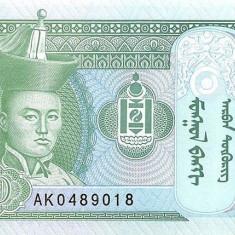 MONGOLIA █ bancnota █ 10 Tugrik █ 2014 █ P-62h █ UNC █ necirculata