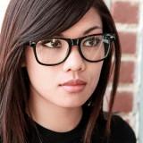 Ochelari  Tocilar  Wayfarer Cu Lentile Transparente Nerd Geek Unisex