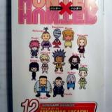 Hunter x Hunter Manga banda desenata Volumul 12