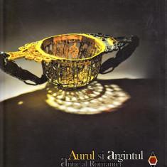 Aurul si Argintul antic al Romaniei carte de lux uriasa 3 kg MNIR 2014 (7)