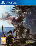 Joc consola Capcom MONSTER HUNTER WORLD PS4