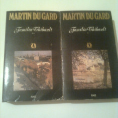 FAMILIA THIBAULT ( vol.1 + vol.2 )  ~  ROGER MARTIN DU GARD