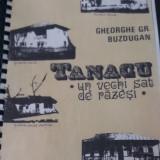 Tanacu, un vechi sat de razesi