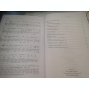 VECERNIER SAU CANTARILE VECERNIEI DE SAMBATA PE CELE 8 GLASURI BISERICESTI, 2002