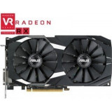 Placa video ASUS Radeon RX 580 Dual OC 4GB DDR5 256-bit
