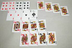 Pachet dublu de carti de joc Canasta, Poker - USA The Cape Shore Line - Rate