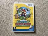 Joc Nintendo WII Super Paper Mario la carcasa,limba engleza,testat,ok !