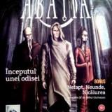Revista Abatia #1 banda desenata SF