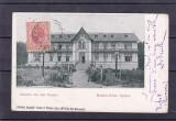 SALUTARE DIN PIATRA NEAMT  HOTELUL  BAILOR OGLINZI CLASICA  TCV  CIRCULATA  1903, Printata