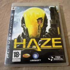 Joc Haze, PS3, original, alte sute de jocuri!, Actiune, 18+, Single player, Sony