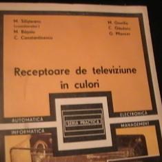 RECEPTOPARE DE TELEVIZIUNE IN CULORI- COORD. SILISTEANU-339 PG A 4-, Mufe TV, Goobay
