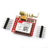 modul gsm gprs sim800l quad band pentru sim card cu antena