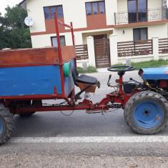 motocultor tractoras