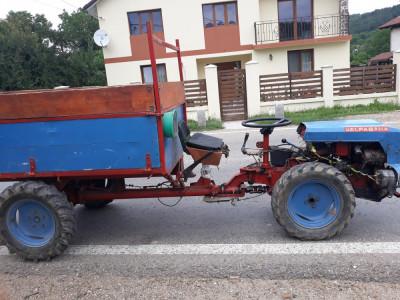 motocultor tractoras foto