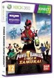 Saban's Power Rangers Super Samurai (Kinect) - XBOX 360 [Second hand], Sporturi, 12+, Multiplayer