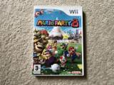Joc Nintendo WII Mario Party 8 la carcasa,limba engleza,testat,ok !