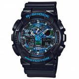 Ceas barbatesc Casio G-Shock GA-100CB-1AER