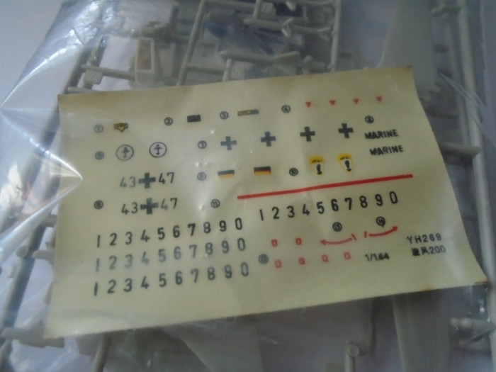 bnk jc Avion - macheta - Tornado IDS - 1/144 Revell ?
