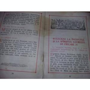 Carte de rugaciuni veche 1973,prea sfintitul ANTIM,completa,T GRATUIT