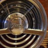 Radio Phonograph / pick up vechi 1947 colectie Zenith 6R886 functional, deosebit
