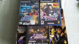 joc colectie , GUN,playstation , seria TIME CRISIS pentru PS2 si PS1