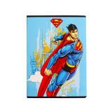Caiet A5 48 file linii Pigna Premium Superman