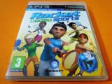 Joc Move Racket Sports, original!  Alte sute de jocuri!, Sporturi, 12+, Multiplayer, Sony