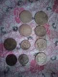 Vând monede vechi din argint diferite tari, Europa