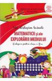 Sa deslusim tainele matematicii si ale explorarii mediului cls 2 - Alina Pertea, Rodica Chiran, Dumitra Radu, Clasa 2