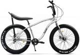 Bicicleta Pegas Cutezator EV Banana, Cadru 17inch, Roti 26inch, 7 Viteze (Alb)