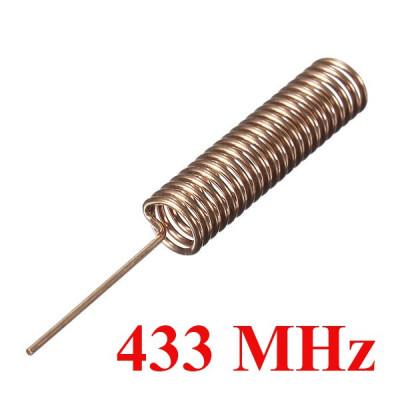 Antena 433MHz Arduino foto