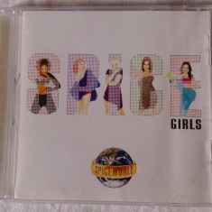CD Spice Girls – SpiceWorld