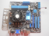 Kit Asus M4A78LT-M procesor AMD Athlon X4 640 3.0GHz sk Am3., Pentru AMD, DDR 3
